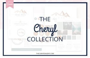 The Cheryl Collection - Real Estate Branding Bundle for Women