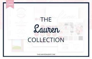 The Lauren Collection - Real Estate Branding Bundle for Women