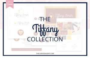 The Tiffany Collection - Real Estate Branding Bundle for Women