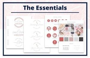 The Lauren Collection - The Essentials - Real Estate Branding Bundle for Women