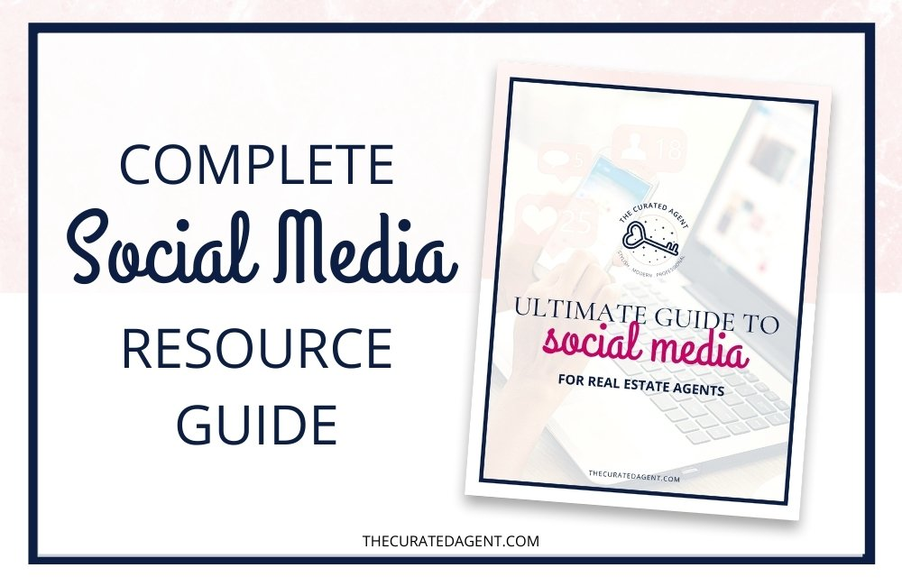 Complete Social Media Resource Guide for Realtors