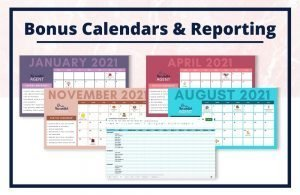 Complete Social Media Resource Guide for Realtors - Tracking & National Day Calendar